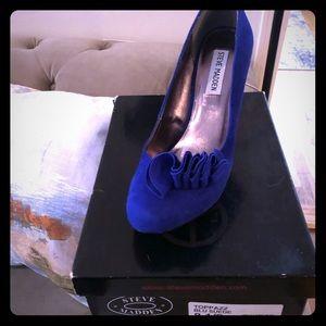 Blur Suede Shoe